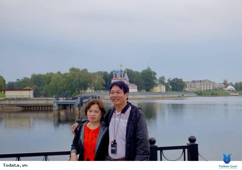 Review Hành Trình Khám Phá Nước Nga Tour Volga Cruise (p2) - Ảnh 5