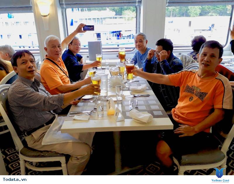 Review Hành Trình Khám Phá Nước Nga Tour Volga Cruise (phần 2) - Ảnh 3