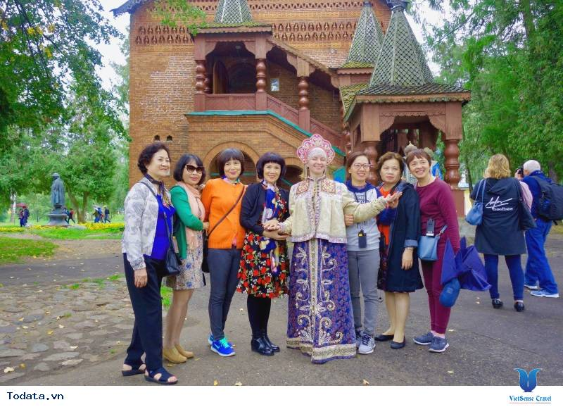 Review Hành Trình Khám Phá Nước Nga Tour Volga Cruise (phần 2) - Ảnh 6