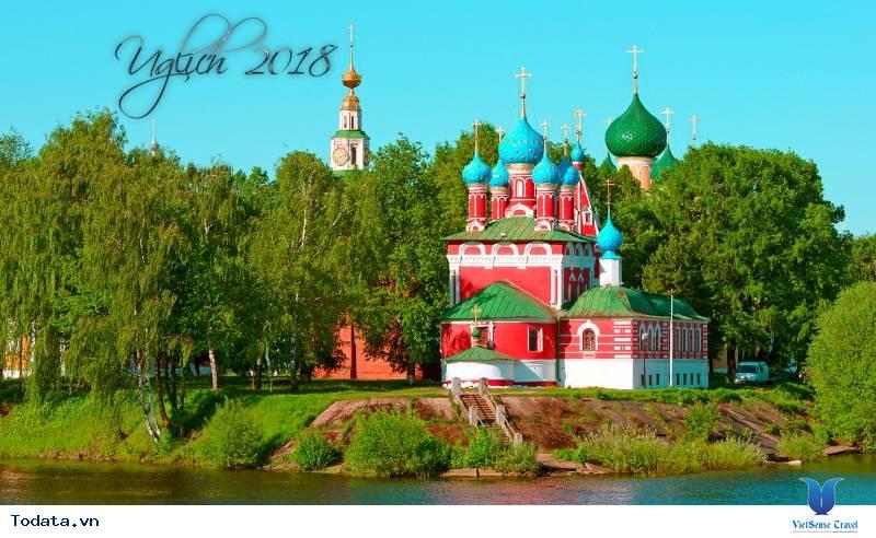 Review Hành Trình Khám Phá Nước Nga Tour Volga Cruise (p2) - Ảnh 2
