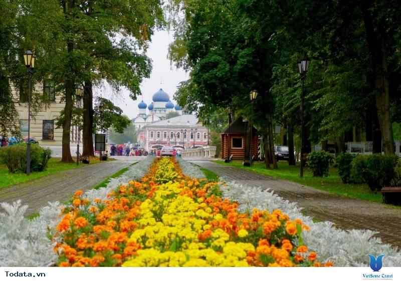 Review Hành Trình Khám Phá Nước Nga Tour Volga Cruise (p2) - Ảnh 10