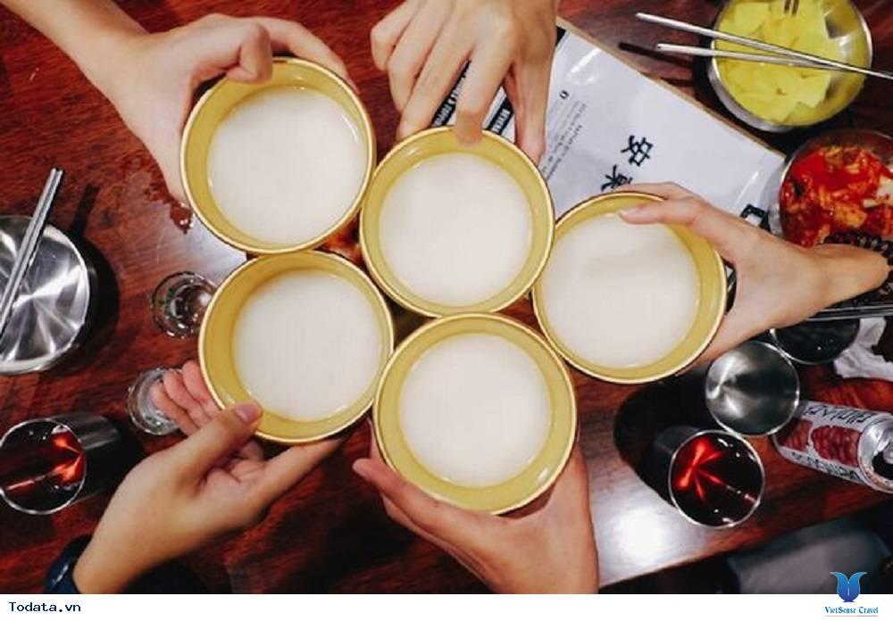 Rượu  gạo makgeolli Hàn Quốc, giai nhân của đồ nướng - Ảnh 2
