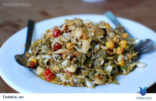 Salat Lá Trà- Món Ăn Lạ Của Người Myanmar - Ảnh 4