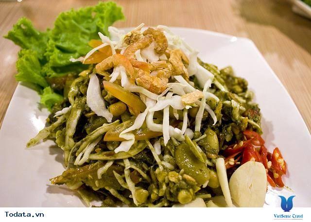Salat Lá Trà- Món Ăn Lạ Của Người Myanmar - Ảnh 2
