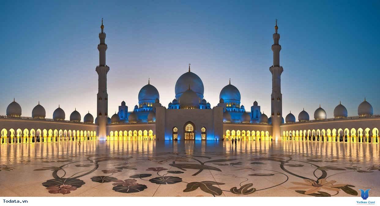 Sheikh Zayed- Thánh Đường Tuyệt Đẹp Chốn Nhân Gian - Ảnh 5