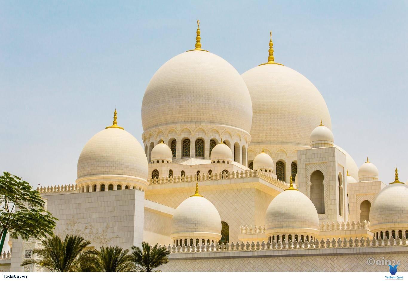 Sheikh Zayed- Thánh Đường Tuyệt Đẹp Chốn Nhân Gian - Ảnh 8