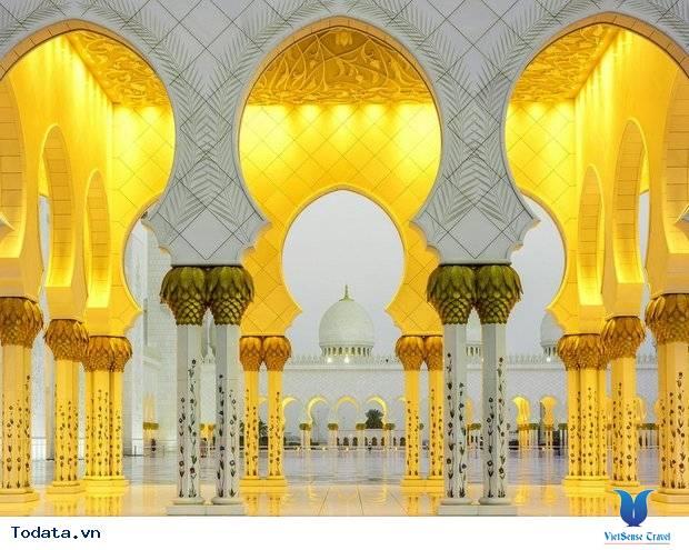 Sheikh Zayed- Thánh Đường Tuyệt Đẹp Chốn Nhân Gian - Ảnh 2