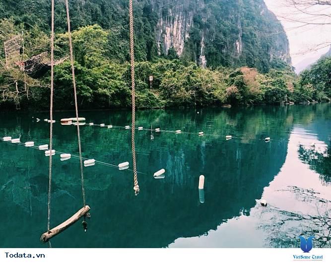 Sông Chày, Hang Tối, Suối Mọoc Quảng Bình - điểm đến độc-lạ - Ảnh 1