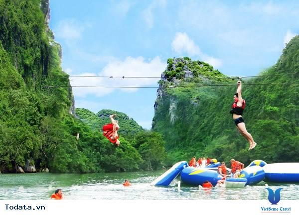 Sông Chày, Hang Tối, Suối Mọoc Quảng Bình - điểm đến độc-lạ - Ảnh 6