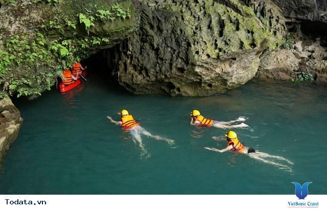 Sông Chày, Hang Tối, Suối Mọoc Quảng Bình - điểm đến độc-lạ - Ảnh 4