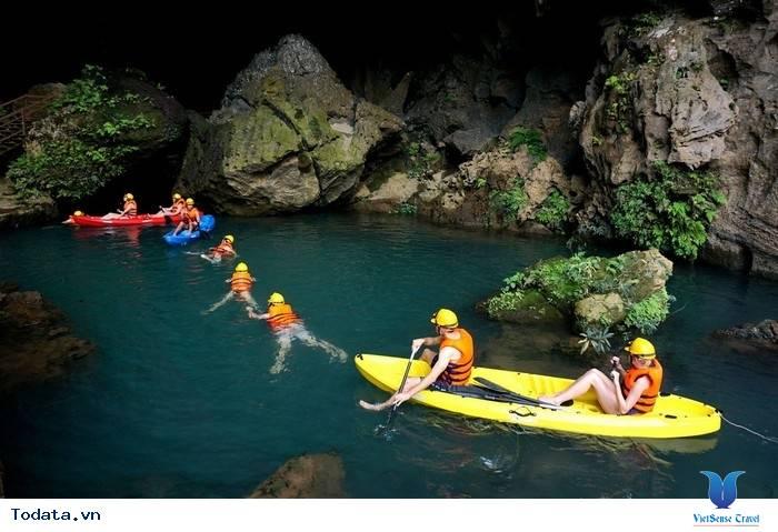 Sông Chày, Hang Tối, Suối Mọoc Quảng Bình - điểm đến độc-lạ - Ảnh 5