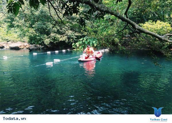 Sông Chày, Hang Tối, Suối Mọoc Quảng Bình - điểm đến độc-lạ - Ảnh 3