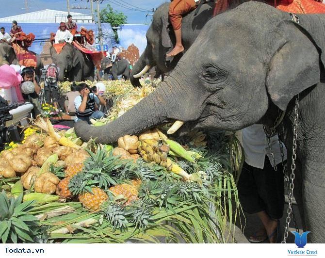 Tháí Lan thu hút khách du lịch với những lễ hội độc đáo - Ảnh 4