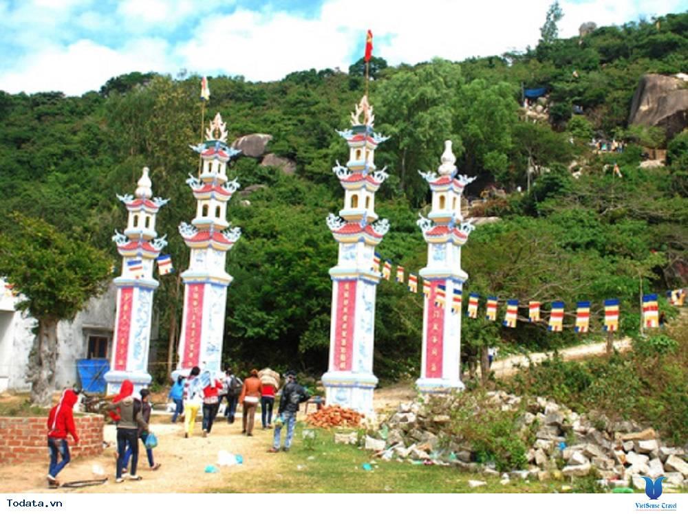 Tham quan chùa Ông Núi gần 300 năm - Ảnh 2