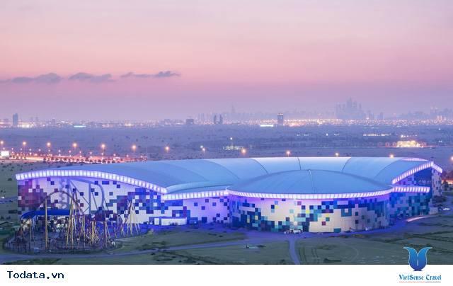 Thăm quan công viên hàng đầu thế giới tại Dubai - Ảnh 1