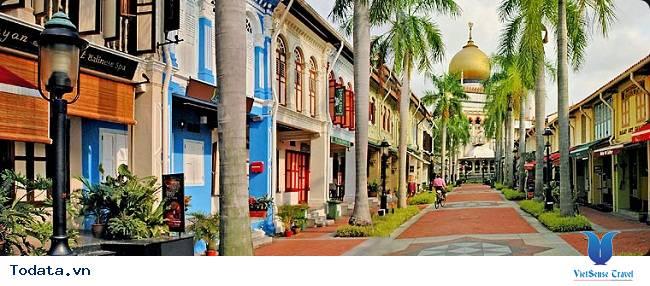 Tham Quan Những Địa Điểm Mới Khi Đến Singapore - Ảnh 6