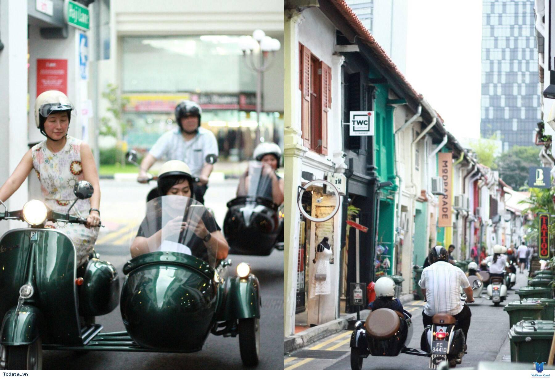 Tham Quan Những Địa Điểm Mới Khi Đến Singapore - Ảnh 8