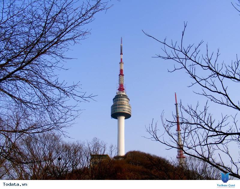 Tháp Namsan – Niềm tự hào của người Hàn Quốc - Ảnh 2
