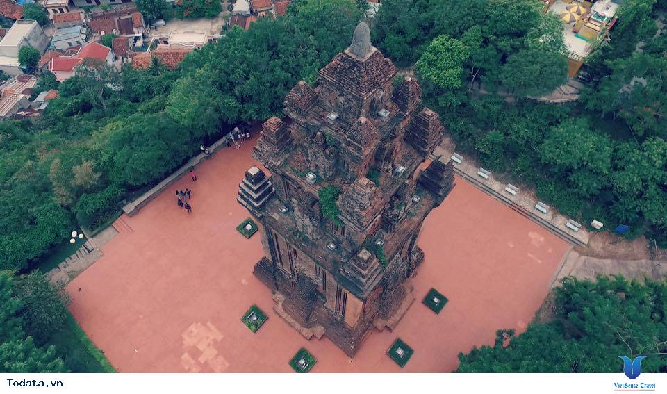 Tháp Nhạn Phú Yên - Công Trình Kiến Trúc Cổ Đặc Sắc - Ảnh 2