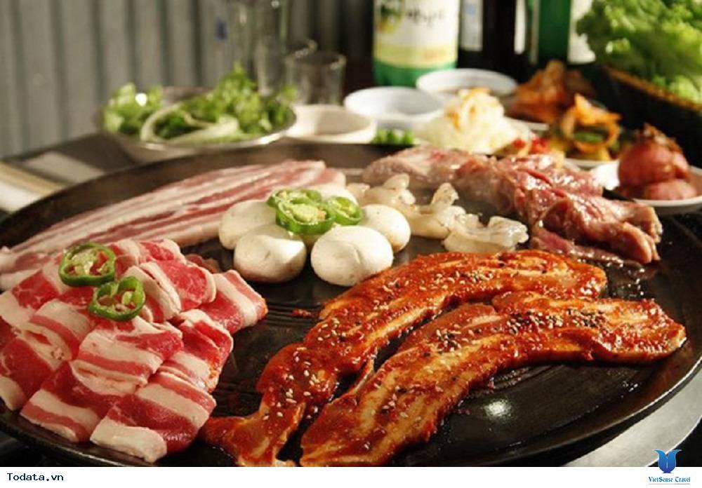 Thịt nướng BBQ Hàn Quốc - hương vị khó quên - Ảnh 2