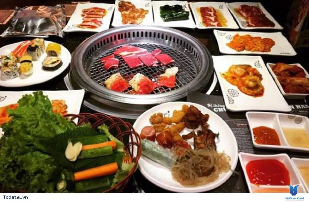 Thịt nướng BBQ Hàn Quốc - hương vị khó quên - Ảnh 1