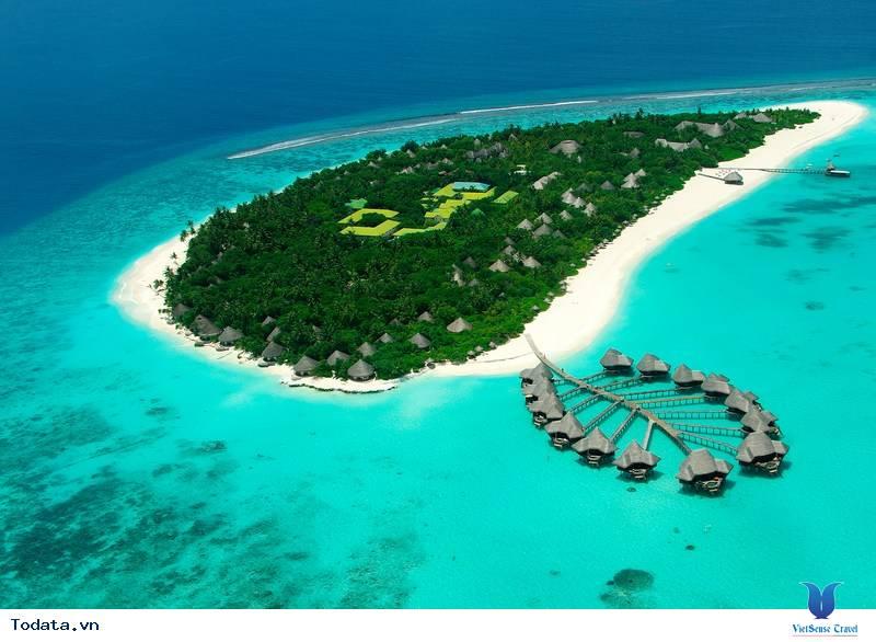 Thỏa mãn mê hồn trận ở Maldives - Ảnh 1