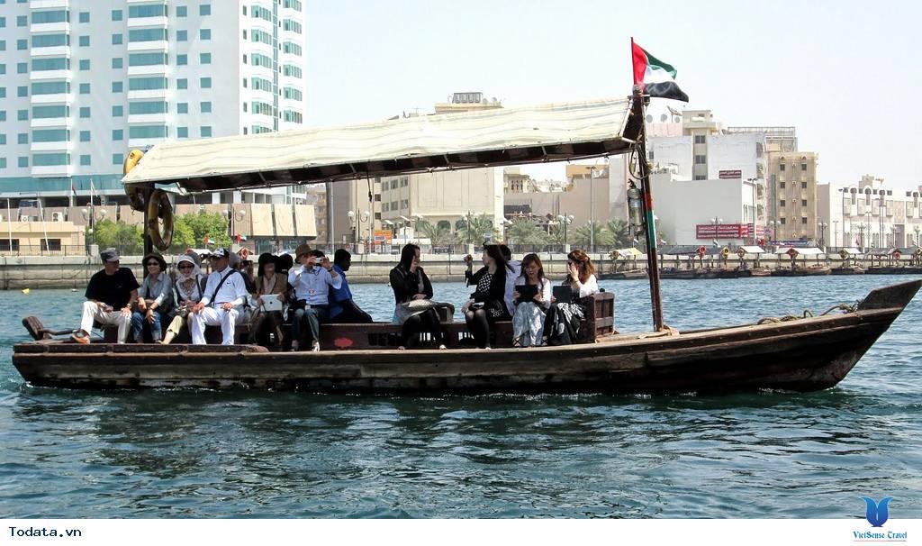 Thưởng Ngoạn Dubai Trên Dubai Creek - Ảnh 4