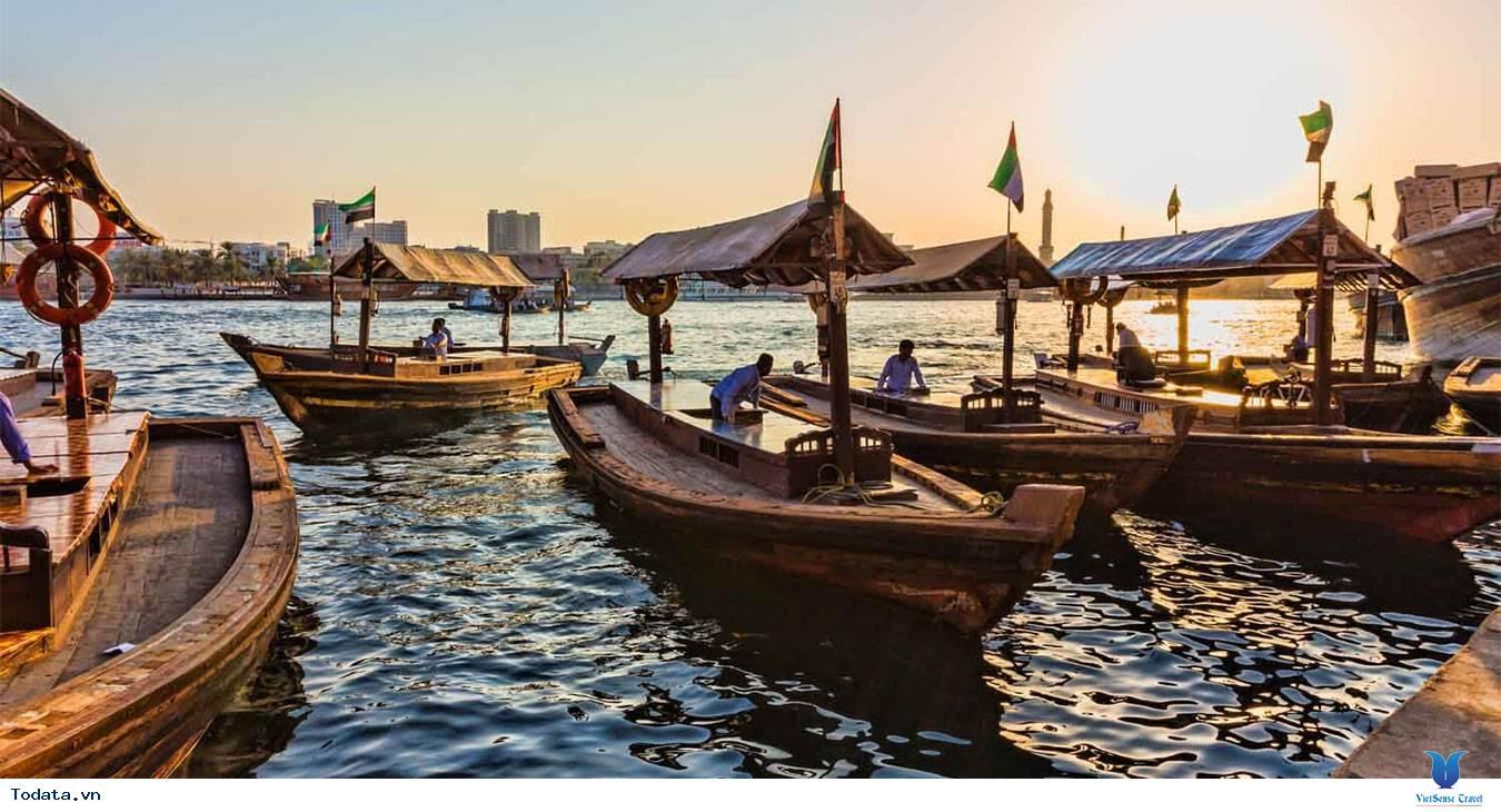 Thưởng Ngoạn Dubai Trên Dubai Creek - Ảnh 3