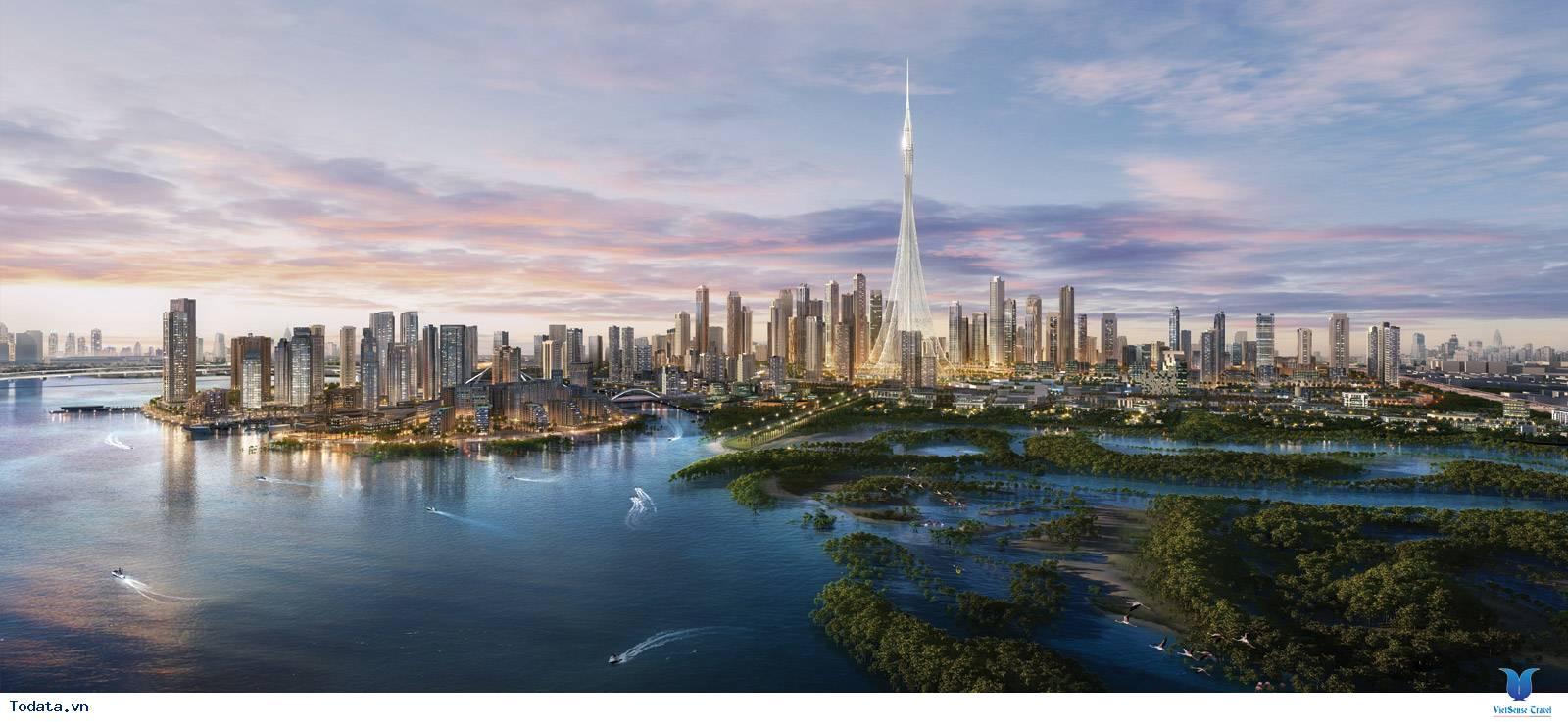 Thưởng Ngoạn Dubai Trên Dubai Creek - Ảnh 2