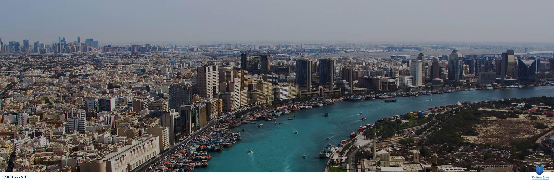 Thưởng Ngoạn Dubai Trên Dubai Creek - Ảnh 1