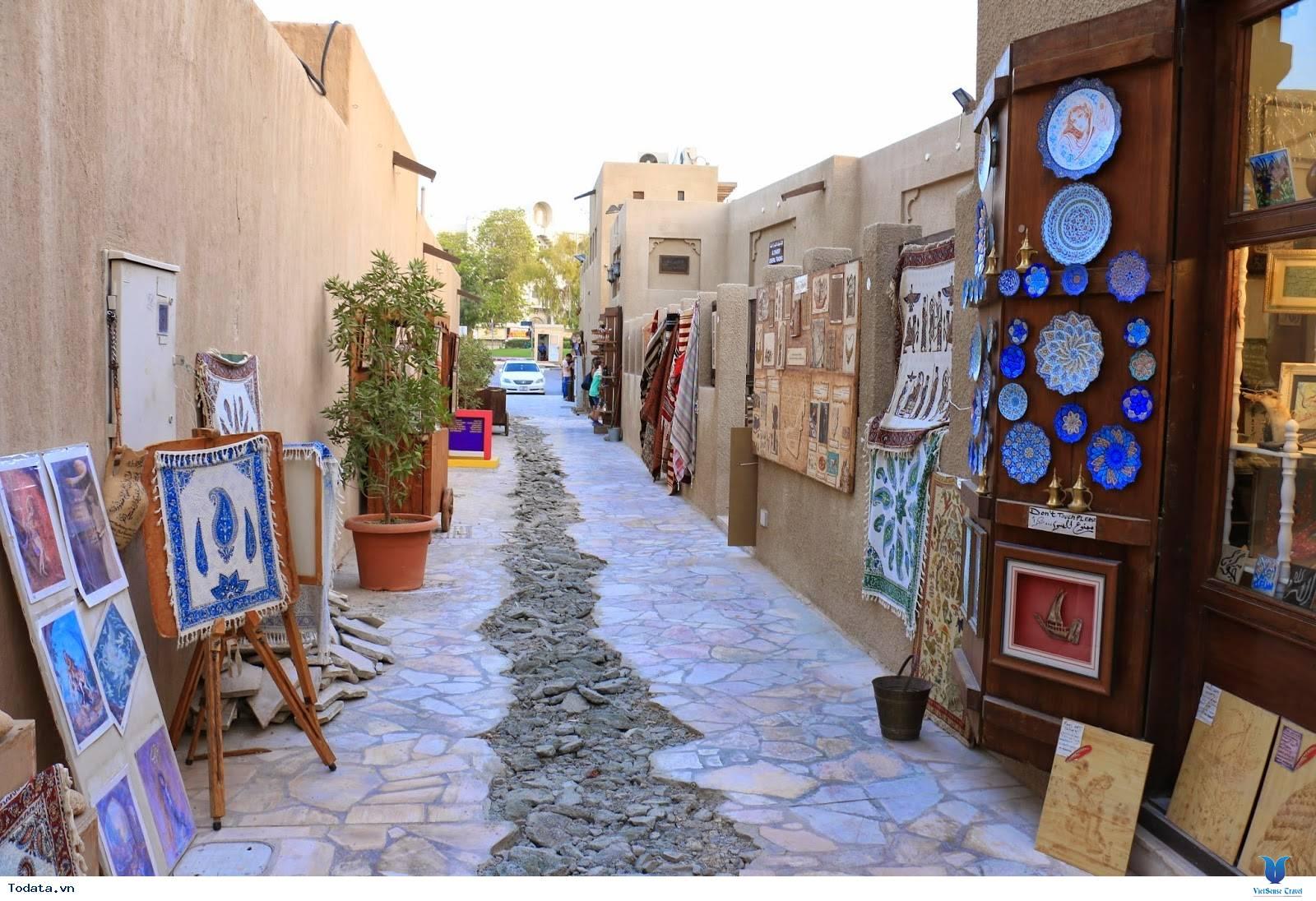 Tìm lại Dubai Cổ Kính Qua Góc Phố Cổ Al Bastakiya - Ảnh 2