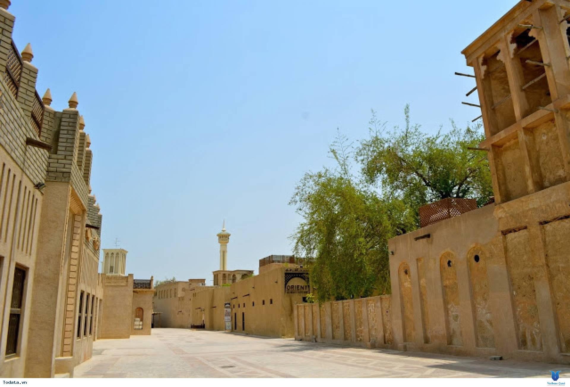 Tìm lại Dubai Cổ Kính Qua Góc Phố Cổ Al Bastakiya - Ảnh 3