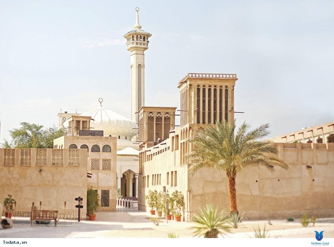 Tìm lại Dubai Cổ Kính Qua Góc Phố Cổ Al Bastakiya - Ảnh 4