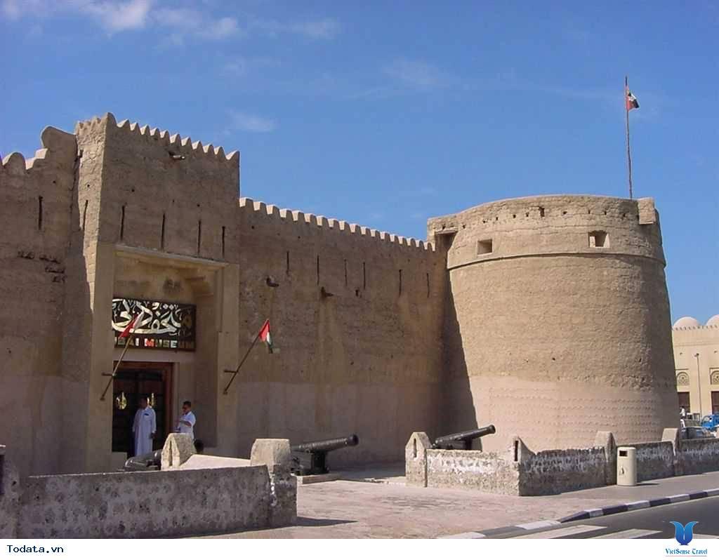 Tìm lại Dubai Cổ Kính Qua Góc Phố Cổ Al Bastakiya - Ảnh 5