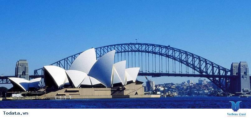 Tour Du Lịch Australia - Sydney - Blue Moutain - Canberra 6 Ngày - Ảnh 1