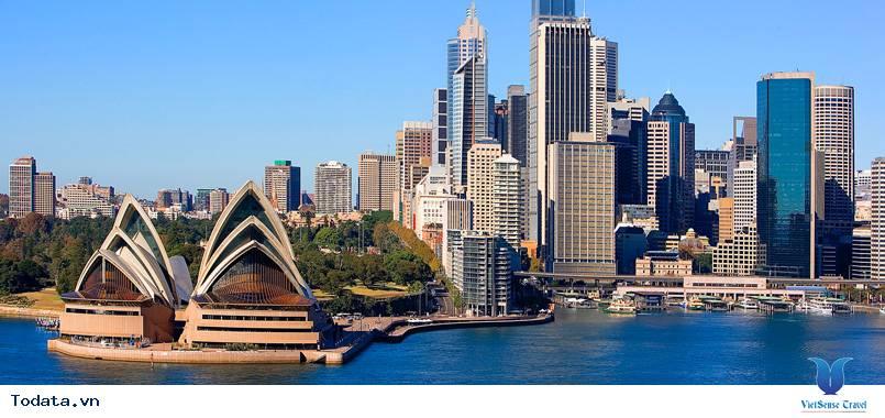 Tour Du Lịch Australia - Sydney - Blue Moutain - Canberra 6 Ngày - Ảnh 5