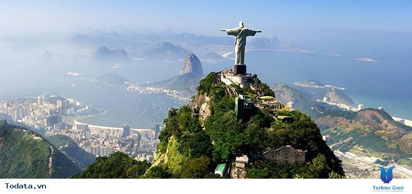 Tour Du Lịch Brazil - Argentina - Cuba 11 Ngày Từ Hồ Chí Minh - Ảnh 2