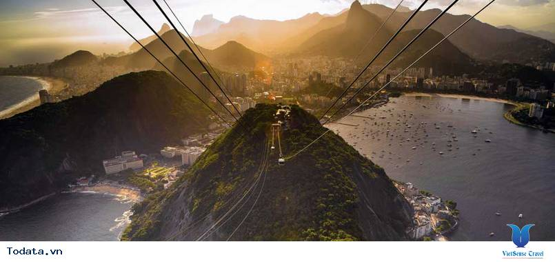 Tour Du Lịch Brazil - Rio De Janeiro 4 Ngày Từ Hồ Chí Minh - Ảnh 2