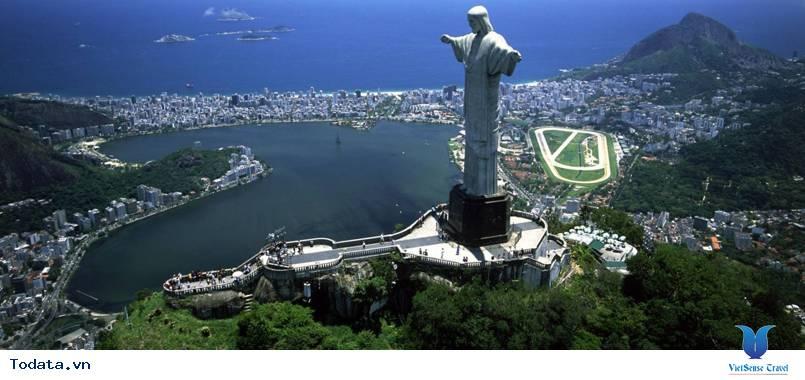 Tour Du Lịch Brazil - Rio De Janeiro 4 Ngày Từ Hồ Chí Minh - Ảnh 3
