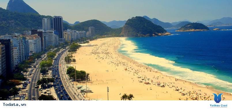Tour Du Lịch Brazil - Rio De Janeiro 4 Ngày Từ Hồ Chí Minh - Ảnh 1