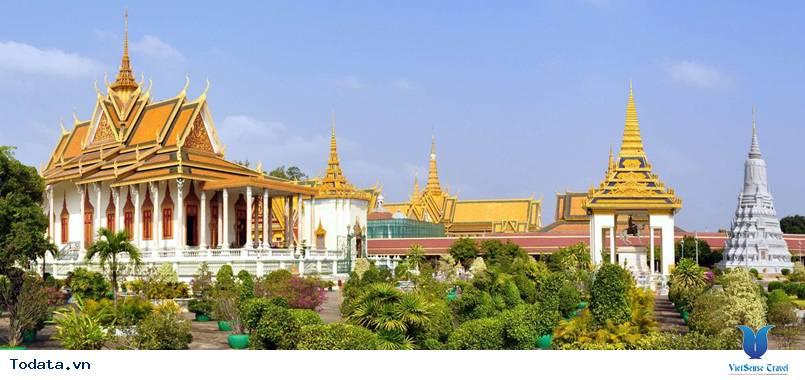 Tour Du Lịch Campuchia - Siem Riep - Phnom Penh 4 Ngày - Ảnh 1