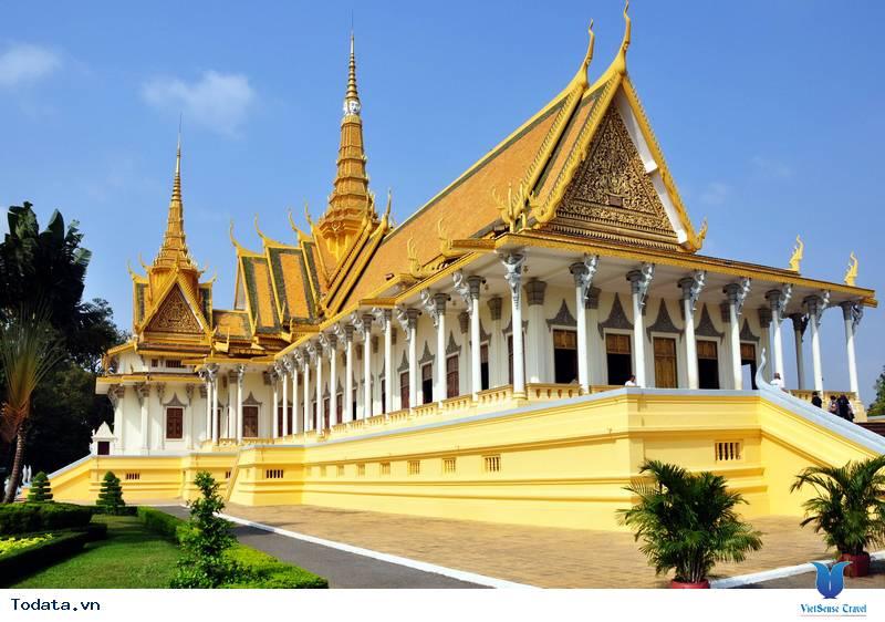 Tour du lịch Campuchia 4 ngày 3 đêm - Ảnh 4