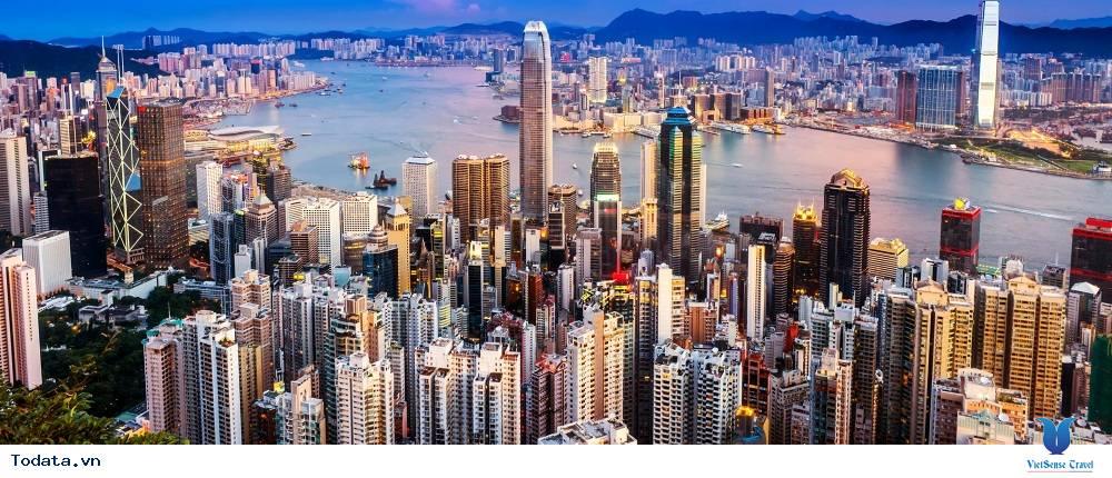 Tour Du Lịch Hà Nội - Hồng Kông