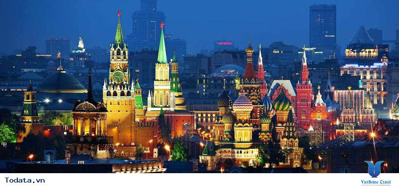 Tour Du Lịch Nga 7 Ngày - Moscow - Saint Peterburg Từ Hà Nội - Ảnh 5