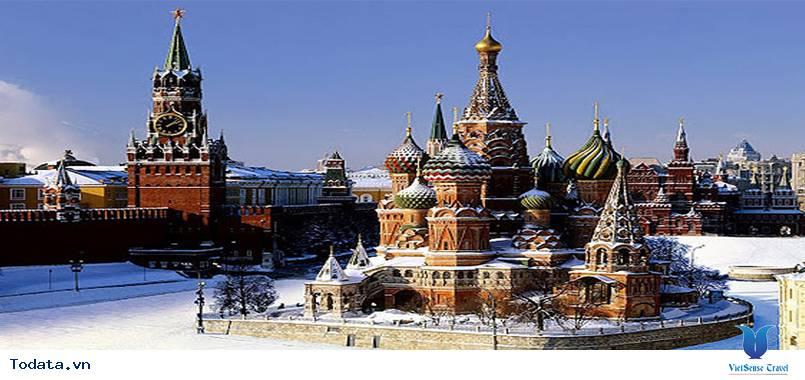 Tour Du Lịch Nga 7 Ngày - Moscow - Saint Peterburg Từ Hà Nội - Ảnh 6