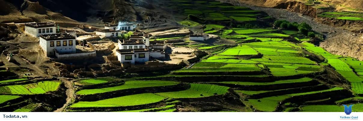 Tour Du Lịch Tây Tạng : Thành Đô - Lhasa - Shigate