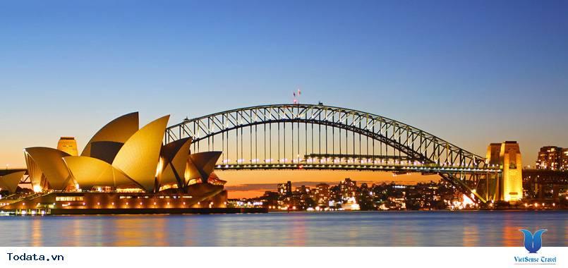 Tour 7 Ngày Khám Phá Nước Úc - Melbourne - Canberra - Sydney - Ảnh 1