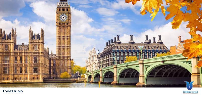 Tour Du Lịch Vương Quốc Anh 7 Ngày Từ Hà Nội - Ảnh 4