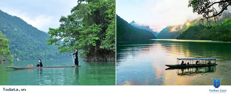 Tour Hồ Ba Bể - Thác Bản Giốc - Động Ngườm Ngao - Hang Pác Bó Dịp Tết Âm 2017 - Ảnh 1