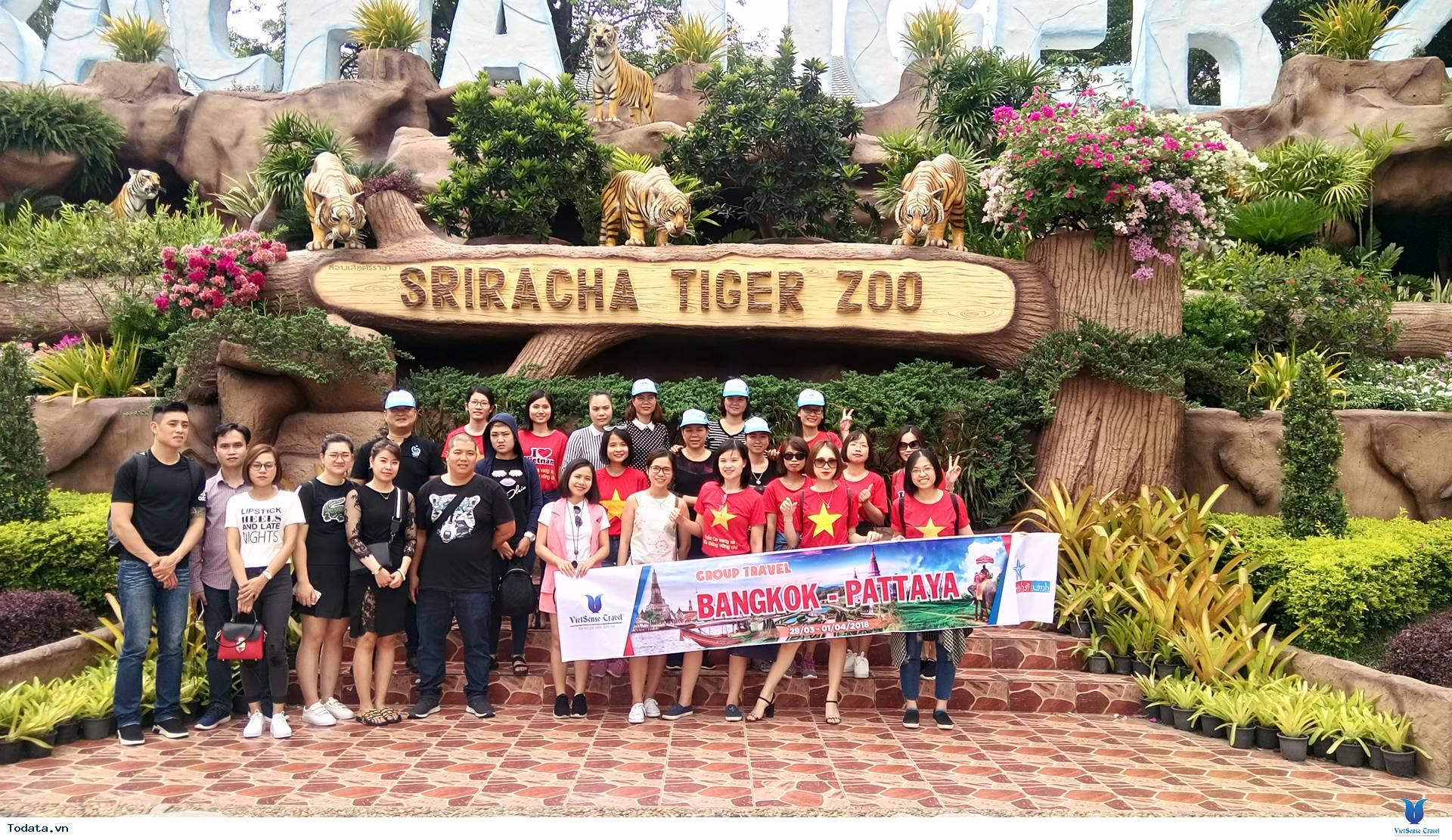 Tour Thái Lan 4 Ngày 3 đêm: Bangkok - Pattaya - Ảnh 1